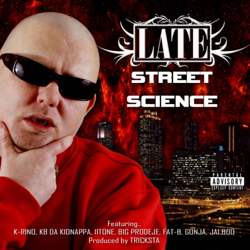 LATE - STREET SCIENCE - COVER 500
