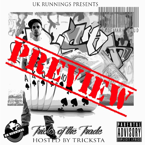 TRADEMARK BLUD - TRICKS OF THE TRADE - PREVEW COVER